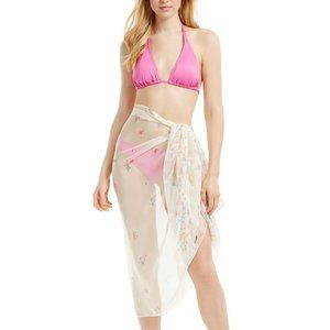NWT Cejon Floral Oversized Wrap Beach Cover-up